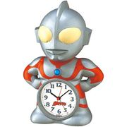【新品取寄せ品】セイコークロック「ウルトラマン」目覚まし時計 JF336A