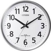 【新品取寄せ品】シチズン電波掛時計「パルウェーブM475」8MY475-019