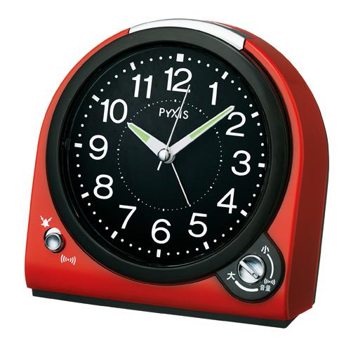 【新品取寄せ品】セイコークロック 目覚まし時計 NQ705R