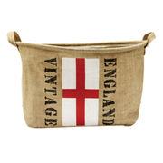ジュート ジュート バスケット England