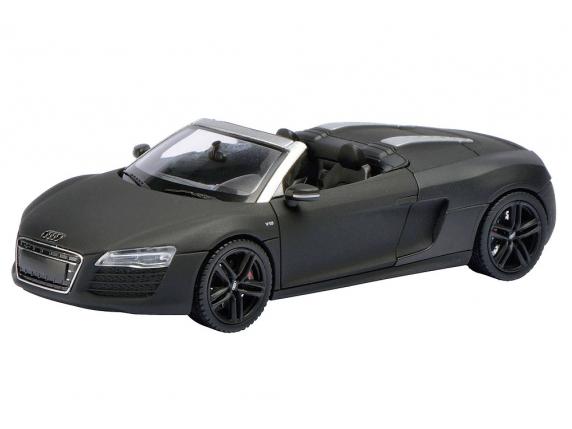 Schuco/シュコー アウディ R8 Spyder (2012)  コンセプトブラック