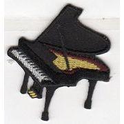 ワッペン楽器(ピアノ)
