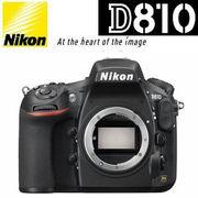 ニコン デジタル一眼カメラ D810 ボディ