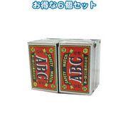 ABC並型マッチ6箱入日本製(29-371)