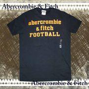 正規品【Abercrombie】アバクロンビー★キッズ★ボーイズ★ロゴ★Tシャツ★ネイビー