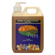 Plush Puppy ナチュラルオールパーパスシャンプー 1リットル