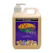 Plush Puppy ナチュラルボディービルディングシャンプー 1リットル