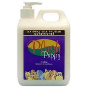 Plush Puppy ナチュラルシルクプロテインコンディショナー 1リットル