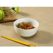 【強化】 茶碗(4.5号縁ありタイプ)  小鉢/ お椀/汁椀/お碗/ 白食器