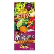 212種類の酵素+補酵素ゼリー プラセンタ配合 アサイー味