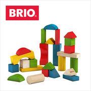 BRIO(ブリオ)カラーつみき25ピース