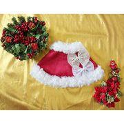 日本製  セレブスタイル  高品質ペットウェア クリスマスサンタポンチョ  SS/S/M/MD-M/L