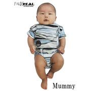 FAUX REAL Infant Mummy Rompers  13476
