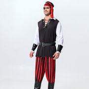 メンズ 海賊 コスプレ 海賊 仮装 ハロウィン コスプレ コスチューム