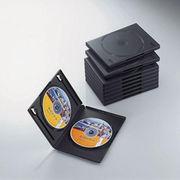 エレコム DVDトールケース CCD-DVD06BK