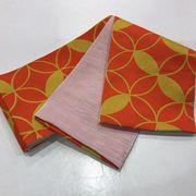 激安【日本製】高級 新作 アウトレット 半幅帯/リバーシブル /洗える着物用