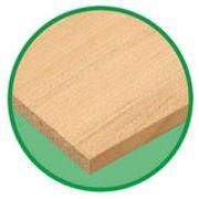 ●創作木工1.2m(アガチスムク材1200x210x12) 50026