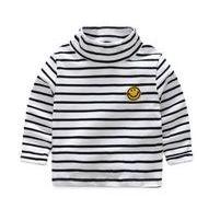 ★子供用トップス★キッズシャツ★インナーシャツ★長袖 2色