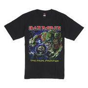 ロックTシャツ Iron Maiden アイアン メイデン The Final Frontier