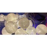 LEDライト ガーランド シャイニーボウル /LED インテリア ライト 照明 装飾