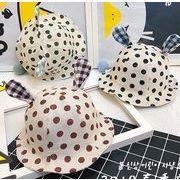 韓国風帽子★新しいスタイル★キッズ帽★キッズ用 ファッション帽.