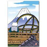 ほのぼの浮世絵ポストカード 天文台