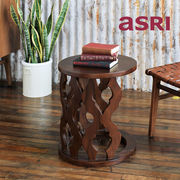 Carved Sable-A カーブドサイドテーブル ※商品はAタイプのみとなります。