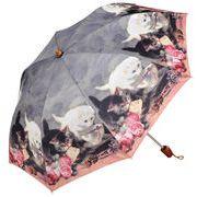 <AMANO>【折りたたみ傘】キャットフレンド