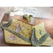 【売り切れごめん】トトロ きのこ狩り 省スペースこたつ布団セット(正方形)(長方形)