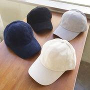 ☆15%OFF☆【秋冬にピッタリのアイテム♪】コーデュロイ仕様ベーシックキャップ(帽子)