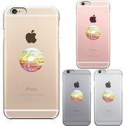 iPhone6 iPhone6s アイフォン ハード クリア ケース カバー ジャケット 星座 かに座 蟹座 Cancer