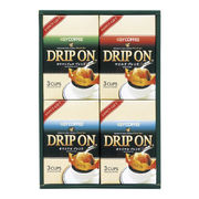 (低額ノベルティグッズ)(低額食品(1000円以下))キーコーヒー ドリップオンギフト KPN-100N