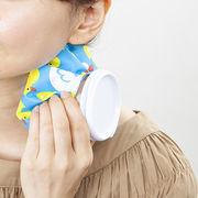 ぷかぷかアヒルのクールなアイスバッグ