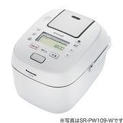 パナソニック 1升 可変圧力IHジャー炊飯器 「Wおどり炊き」ホワイト
