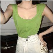【大きいサイズXL-4XL】ファッション/人気Tシャツ♪グリーン/ブラック2色展開◆