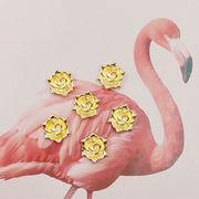 新入荷★アクセサリーパーツ ★服パーツ★カバンパーツ ハンドメイド デコパーツ DIYチャーム