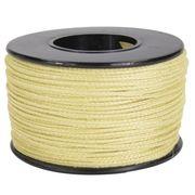 ATWOOD ROPE マイクロコード 1.18mm アラミド繊維 イエロー