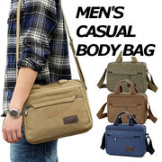 ショルダーバッグ メンズ 斜めがけ ハンドバッグ 帆布 旅行バッグ ショルダー おしゃれ