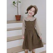 韓国ファッション 韓国子供服 ワンピース 2020春夏新作 子供服 スカート トップス 100-130cm