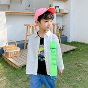 シャツ アルファベット 男の子 長袖 大人気 キッズ 韓国子供服 2020新作 SALE ファッション