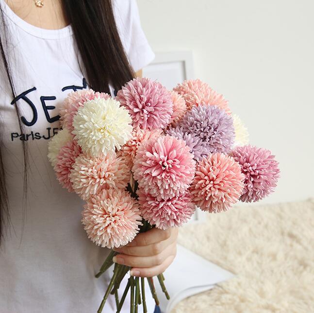 お祝い 結婚式 パーティー 花  造花 手作り 花束 フラワー インテリア 記念日 母の日 誕生日 たんぽぽ
