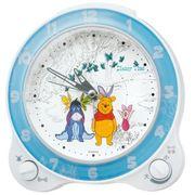 【新品取寄せ品】セイコークロック ディズニータイム「くまのプーさん」目覚まし時計 FD462W