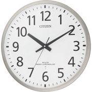 【新品取寄せ品】シチズン電波掛時計「スペイシーM463」8MY463-019