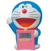 【新品取寄せ品】セイコークロック「ドラえもん」目覚まし時計 JF374A