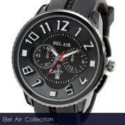 【Bel Air collection】迫力のビッグフェイス メンズ 腕時計 OSD43 【ビッグフェイス】
