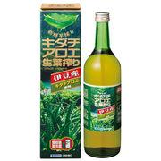 キダチアロエ生葉搾り100%
