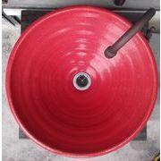 紅釉 39cm 大