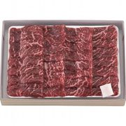 【代引不可】 鹿児島県産黒毛和牛 焼肉用(400g) 牛肉