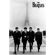 ポスター The Beatles In Paris