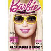ポスター BARBIE magazine